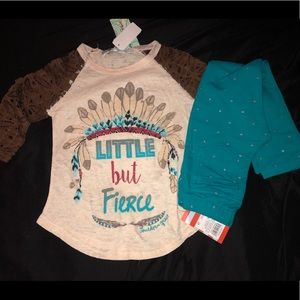 Little Girls Southern Grace Cat and Jack Jeggings
